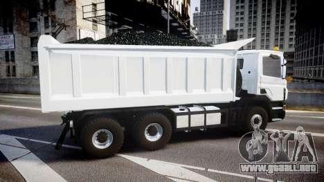 Scania P420 para GTA 4 left