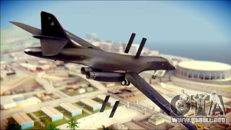 B-1B Lancer Camo Texture para GTA San Andreas left