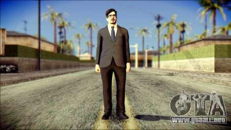 Tony Stark Skin para GTA San Andreas