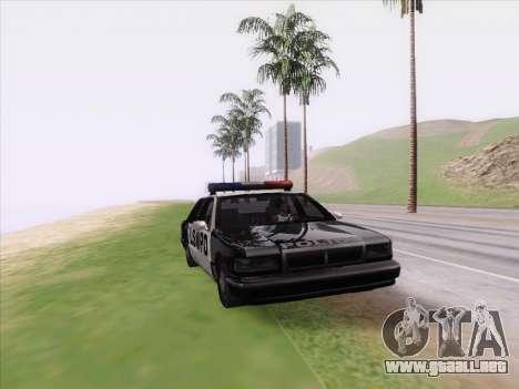 HQ ENB Series v2 para GTA San Andreas segunda pantalla