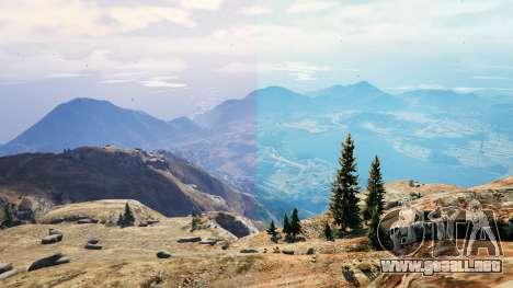 GTA 5 Realism Graphics segunda captura de pantalla