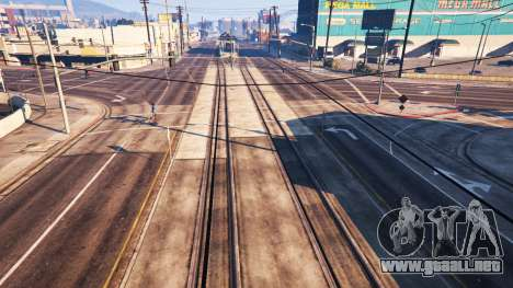 La falta de tráfico para GTA 5