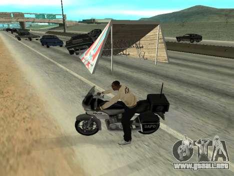 Salta para GTA San Andreas tercera pantalla