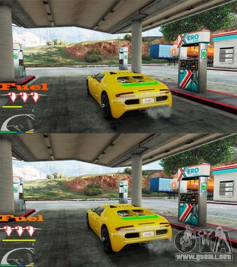 GTA 5 Combustible v0.2 tercera captura de pantalla