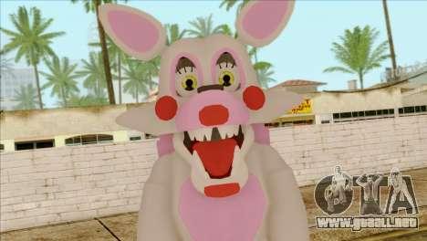 Premangle from Five Nights at Freddy 2 para GTA San Andreas tercera pantalla