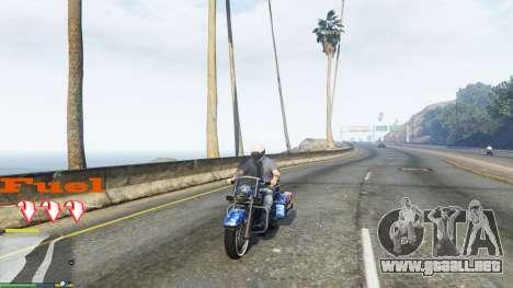 GTA 5 Combustible v0.2 segunda captura de pantalla