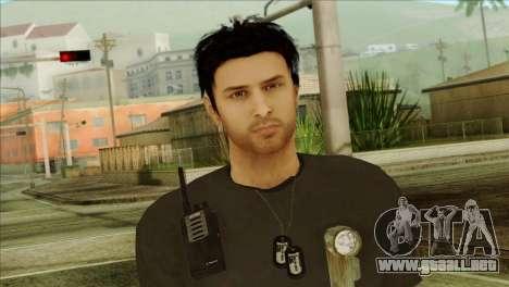 Young Alex Shepherd Skin para GTA San Andreas tercera pantalla