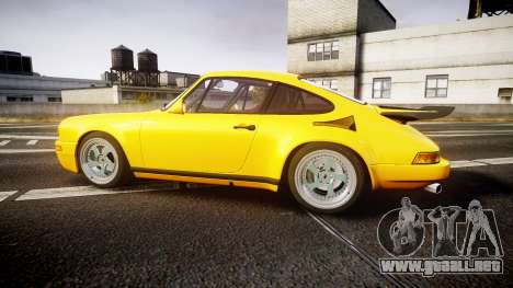 RUF CTR Yellow Bird para GTA 4 left