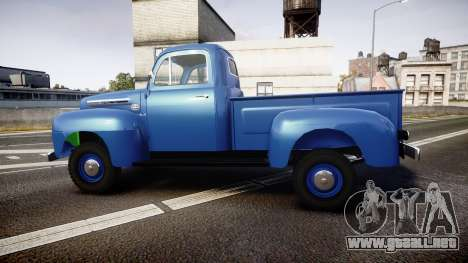 Ford F-1 1949 4WD para GTA 4 left
