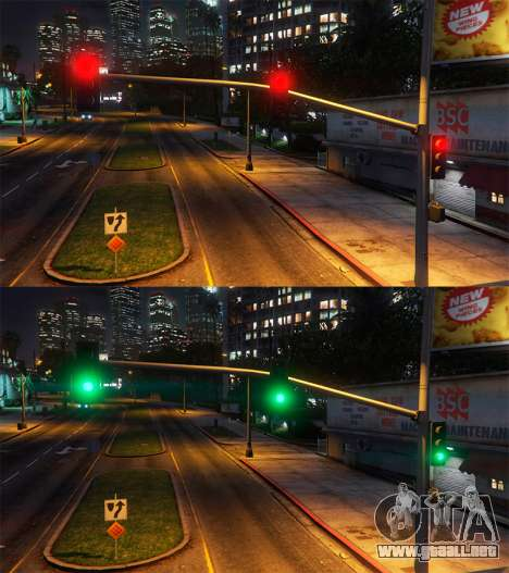 Mejoramiento de la iluminación para GTA 5