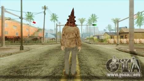 Bogeyman Alex Shepherd Skin para GTA San Andreas segunda pantalla
