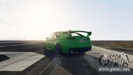 GTA 5 Drift segunda captura de pantalla