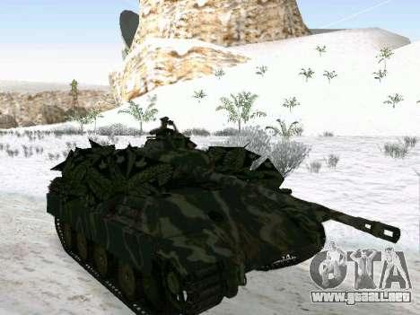 Panther para la visión correcta GTA San Andreas