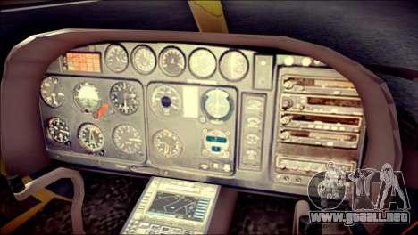 Esquilo 350 Fuerza Aerea Paraguaya para la visión correcta GTA San Andreas