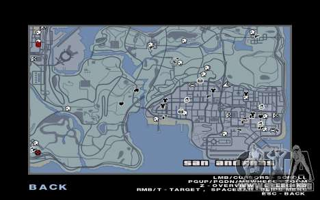 GTA 5 Map Mod v1.3 para GTA San Andreas