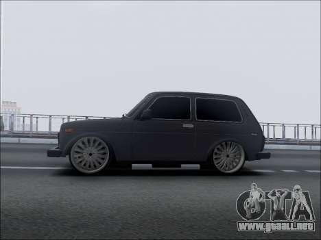 Lada Niva para GTA San Andreas left