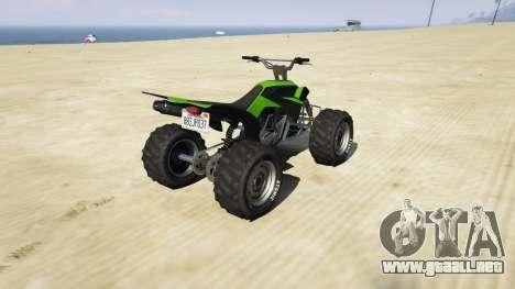GTA 5 Realista velocidad máxima v3.1 tercera captura de pantalla