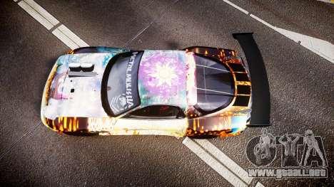 Mazda RX-7 Mad Mike Final Update three PJ para GTA 4 visión correcta