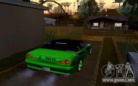 DGTK Elegy v1 para GTA San Andreas left
