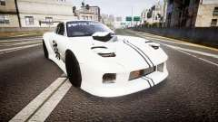 Mazda RX-7 Mad Mike Final Update three PJ para GTA 4