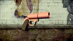 Pink Lanza Bengalas from GTA 5