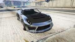 Realista velocidad máxima v3.1 para GTA 5