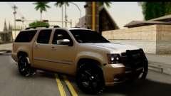 Chevrolet Suburban 4x4 para GTA San Andreas