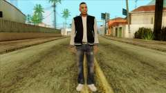 Luis Skin from GTA 5 para GTA San Andreas