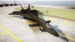 MiG-31 Fire Fox para GTA 4