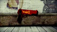 Dual Colt Red Dragon CF
