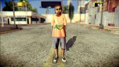 Madison Child Skin para GTA San Andreas