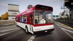 GTA V Brute Bus para GTA 4