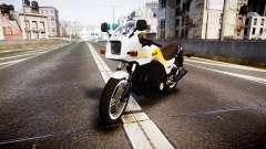 Kawasaki GPZ1100 para GTA 4