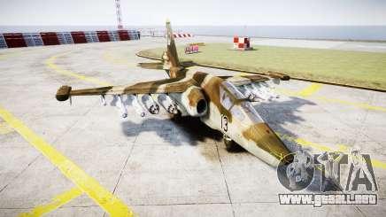 El su-39 para GTA 4