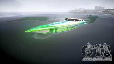 Barco a Motor para GTA 4