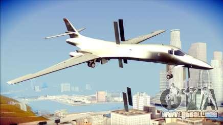 B-1B Lancer Camo Texture para GTA San Andreas