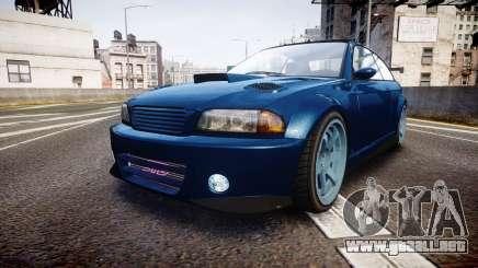 Ubermacht Sentinel STD Sport para GTA 4