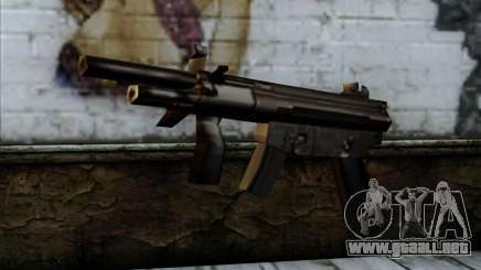 MP5K From LCS para GTA San Andreas