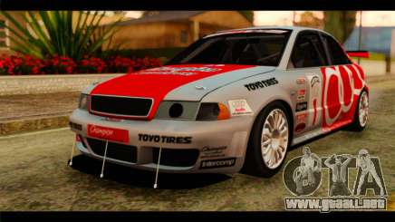 Audi S4 B5 2002 Champion Racing para GTA San Andreas