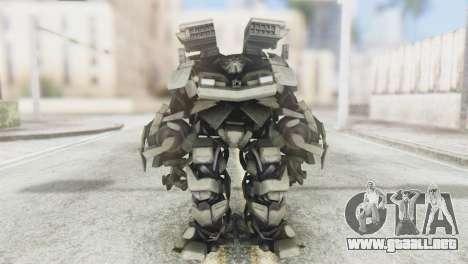 Des Titan Skin from Transformers para GTA San Andreas segunda pantalla