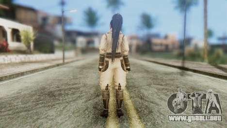 Dead Or Alive 5 Ultimate Momiji Costume 2 para GTA San Andreas tercera pantalla
