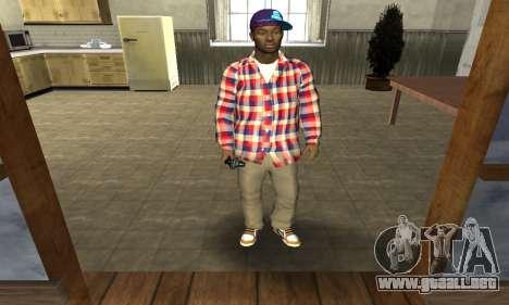 Ballas Cool Pack para GTA San Andreas octavo de pantalla