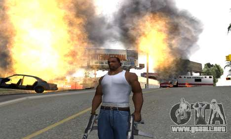 Perfect Weather and Effects for Low PC para GTA San Andreas