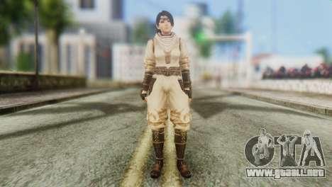 Dead Or Alive 5 Ultimate Momiji Costume 2 para GTA San Andreas segunda pantalla