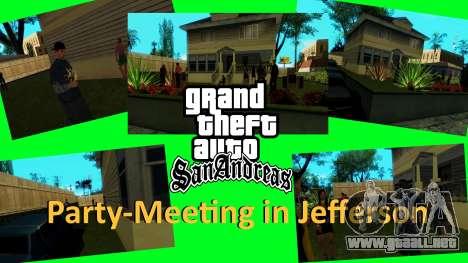 Partido de Jefferson para GTA San Andreas