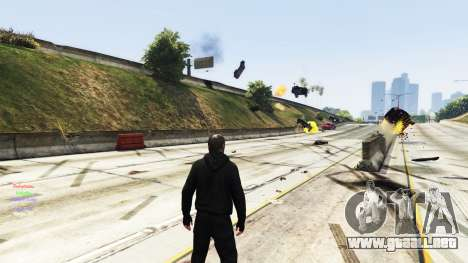 La telequinesis para GTA 5