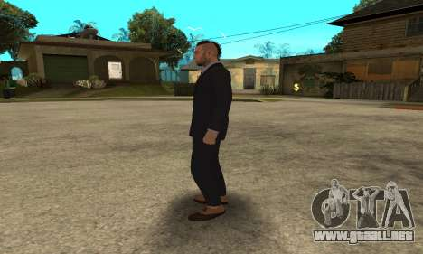 Mens Look [HD] para GTA San Andreas sexta pantalla