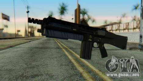 Assault Shotgun GTA 5 v1 para GTA San Andreas
