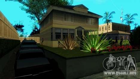 Partido de Jefferson para GTA San Andreas segunda pantalla