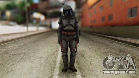 Star Wars Repulic Commando 2 Jango Fett para GTA San Andreas